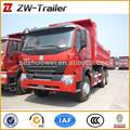 howo ascensor utiliza la minería camiones volquete pesados camiones chinos precio 420hp hw79 cabina para la venta