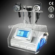 nuevo diseño portátil de vacío cavitación liposucción ultrasónica de la máquina para la venta