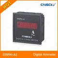 Dm96-a1 sola fase amperímetros analógica
