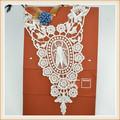 popular bordado a mano el cuello diseños para las señoras traje de diseño proveedor de china