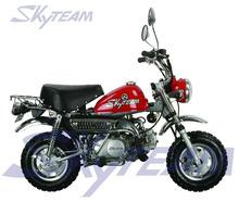 SKYTEAM 125cc EEC EPA 4 moto mono carrera (CEE EUROIII EURO3 APROBADO)