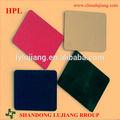 décoratifs feuille de stratifié haute pression hpl