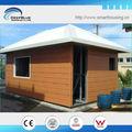 casa de madera pre ensamblado