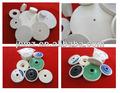 El pulido de fieltro de lana se utiliza para el pulido de mármol, de metal, de vidrio, diamante