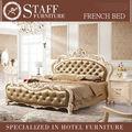 guangzhou fábrica de lujo simple modelo de muebles de dormitorio