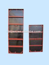 Acero- capas de encofrado, formulario de hormigón, marco de acero, encofrado, forma del euro