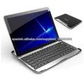 aluminioinalámbrica bluetooth teclado para samsung