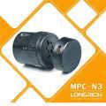 2014 caliente de ventas multi puerto de alimentación de ca adaptador de cargador de escritorio hp impresora de chorro de mpc-n3