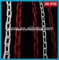 de plástico trenzado de enlace de la cadena