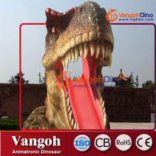 Vg177-- t- rex cabeça dinossauro