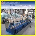 de doble tornillo de extrusión de plástico compuesto de la máquina de granulación