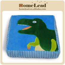 dinosaure en peluche oreiller pour le cadeau promotionnel