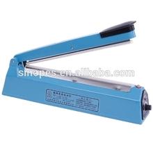 Manual de la máquina de sellado, la bolsa de plástico sellador de calefacción,