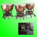 Instrumento de timbales, mallet timbales, de percusión