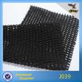 negro rollo de tela barata para ofrecer