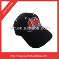 la moda del bordado de alta calidad gorra de béisbol sombrero