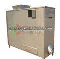 Bem conhecido e de alta eficiência de feijão máquina pele removendo/feijão preto máquina descascador