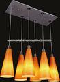 modernos fabricantes de lámparas / luz de techo de cristal