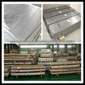 laminadas en frío de acero inoxidable placa 2B/BA acabado