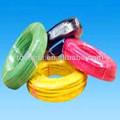 La chine fabrique ul, 3173 sans halogène xlpe fil électrique isolé de couleur