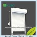 manual persianas enrollables de aluminio listón