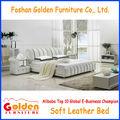G855# foshan muebles tamaño queen cama de madera de imagen