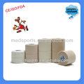 de algodón pegamento adhesivo para la cinta adhesiva médica vendaje elástico cinta de pe
