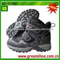 niños nuevo estilo de moda de invierno 2014 media caña zapatos para caminar GS- 71760