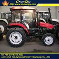 yto tractor de ruedas marca 50hp tractor agrícola para la venta