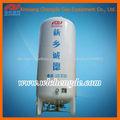 Recipiente de presión de gas inoxidable,precios de los tanques de almacenamiento de acero verticales
