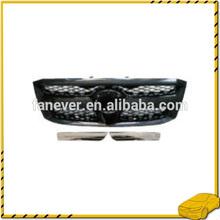Superior calidad de auto parrilla delantera 04-07 toyota parrilla negro para hilux vigo