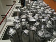 /epdm nbr/de goma de pvc de aislamiento de plástico tubo de espuma para la construcción