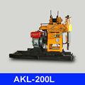 Akl-200l máquina de perforación del suelo