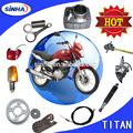 titan cg125 motocicleta piezas