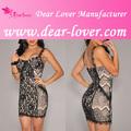 nova chegada 2014 maxi vestido de renda vestido de noite formal
