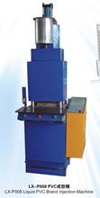 popular de termoformado vertical de la máquina de inyección de pvc usb flash haciendo