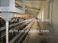 Venda quente preço barato automático armadilha de aves vivas para a camada, galinha poedeira