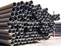 acero negro tubos sin costura SCH40 ASTM A106