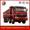 8x4 30-35 tonne Camion à benne basculante
