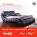 Foshan fábrica de muebles nuevos modelos de dubai cama muebles( g814#)
