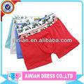 venta al por mayor de color sólido de los hombres la ropa interior