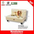 Sofá-cama de luxo para animais de estimação do cão camas