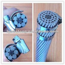 Cables de aluminio con refuerzo de acero galvanizado tipo ACSR