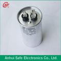 Corriendo cbb65 370v 440v cbb65a-1 condensador de aire acondicionado