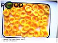 850ML melocotón en conserva en lata con opción melocotones en conserva de calidad mitades en almíbar dulce precio melocotón en c