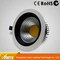 nuevo estilo de alta potencia led abajo las luces led de luces de techo