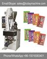 الحقيبة آلة التعبئة العسل، لصق آلة التعبئة اومرون plc، التحكم شاشة تعمل باللمس omron
