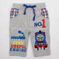 Venta al por mayor nuevo diseño coreano de bebé de moda los pantalones para los varones( d4159)