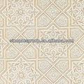 elegante diseño de yeso azulejo del techo para la decoración
