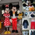 cartoon character black mascot costumes china